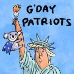 G'day Patriots