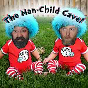 The Man-Child Cave