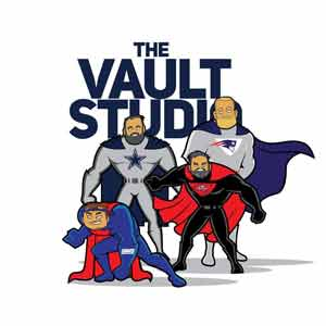 The Vault Studio Podcast Network