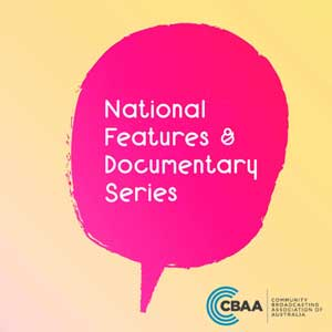 CBAA National Features & Documentary Series