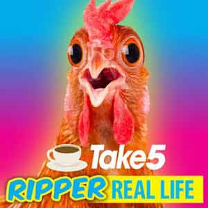 Take 5 Ripper Real Life