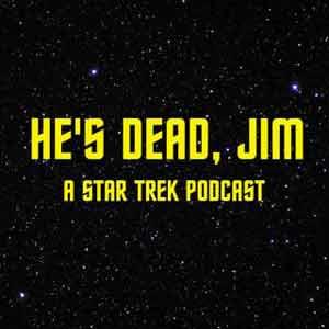 He's Dead, Jim: A Star Trek Podcast