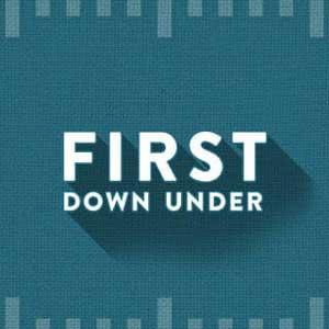First Down Under