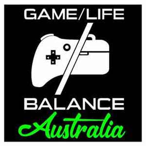 Game/Life Balance Australia
