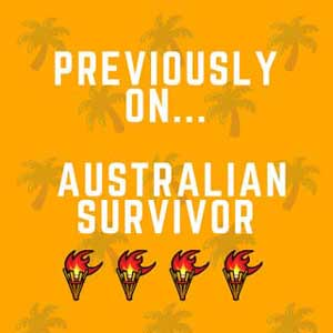 Previously On… Australian Survivor