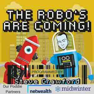 The Robo's Are Coming!