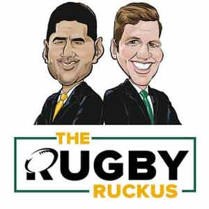 The Rugby Ruckus Podcast