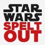 Star Wars Spelt Out