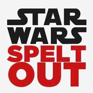 Star Wars Spelt Out