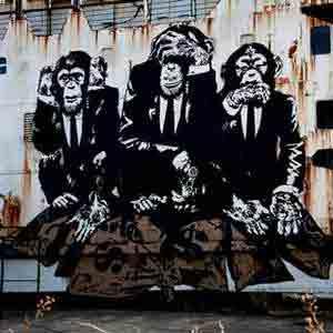 Three Wise Monkeys Podcast
