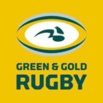 Green And Gold Rugby
