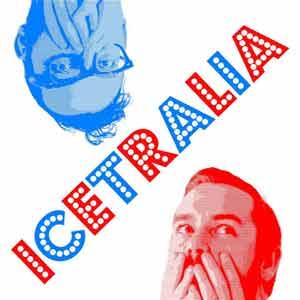 Icetralia Podcast - Hugleikur Dagsson And Jonathan Duffy