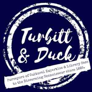 Turbitt & Duck: The Library Podcast