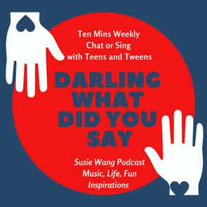 Darling What Did You Say Podcast