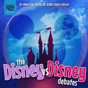 Disney Vs Disney Debates