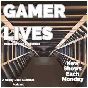 Gamer Lives The Hobby Desk