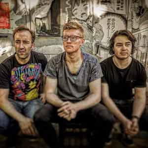 Three Blind Men Podcast