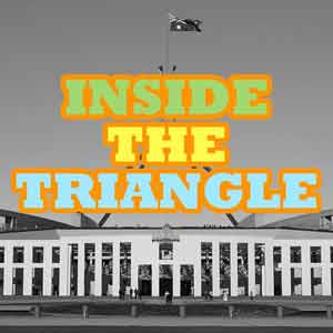Inside The Triangle