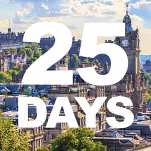 25 Days With Adam Knox, Peter Jones, Luka Muller