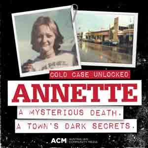 Annette: Cold Case Unlocked