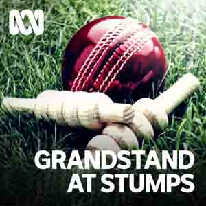 Grandstand At Stumps