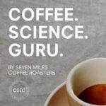 Coffee. Science. Guru.