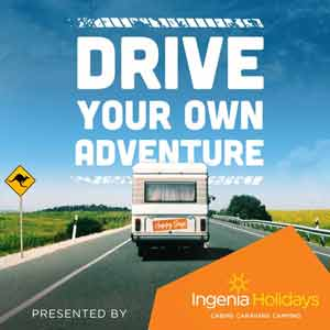 Drive Your Own Adventure