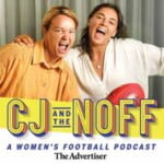 CJ and The Noff - A Women's Football Podcast