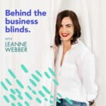 Behind The Business Blinds