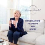 """Conversations to Amplify and Inspire"" - Kerryn Powell The Network Catalyst"