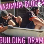 Maximum Blockage Building Drama. The Block Australia