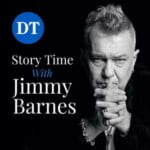 Story Time With Jimmy Barnes