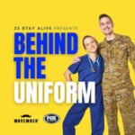 Behind The Uniform