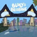 Bluey's Brisbane