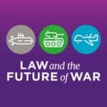 Law And The Future Of War