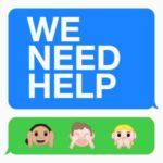 We Need Help