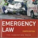 Australian Emergency Law
