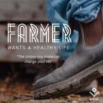 Farmer Wants A Healthy Life